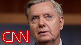 Lindsey Graham changes tune on Trump's strategy - CNN