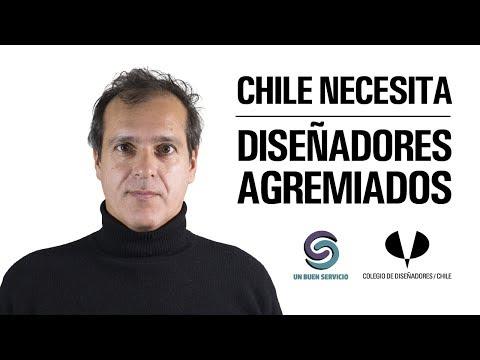 Chile necesita Diseñadores Profesionales como tú