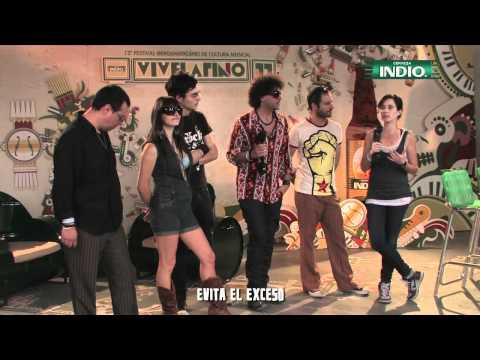 IndioTV Vive Latino - Atto and the Majestic's