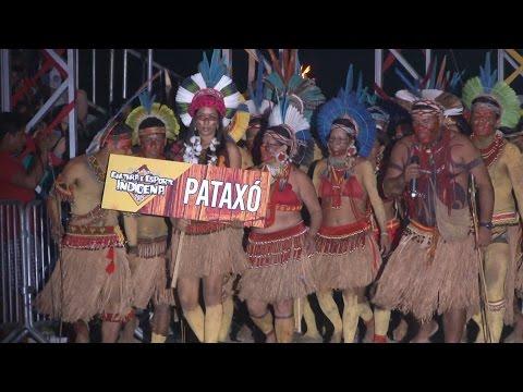 TV Costa Norte - Abertura do Festival da Cultura e Esporte Indígena em Bertioga