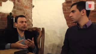 Эксклюзивное интерьвью с Игорем Рабинером