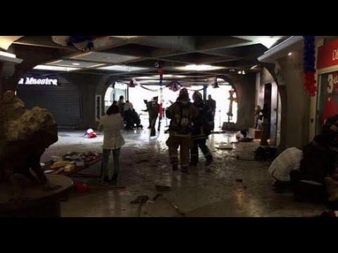 Chile: Detienen a 3 sospechosos de cometer el ataque en el metro