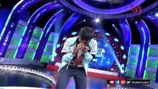 Super Singer 8 Episode - 10 II Sarath Performance - MAAMUSIC