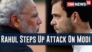 A Combative Rahul Gets Battle Ready For 2019? | Election Epicentre - IBNLIVE