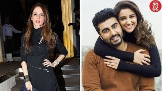 Sussanne Talks About Her Love For Work | Arjun - Parineeti Cautious About 'Namastey England'? - ZOOMDEKHO