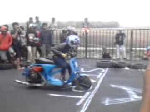 vespa drag bike 6