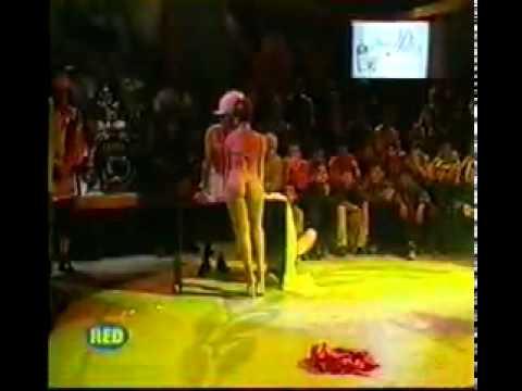Vamos Chile: baile de la licenciada Tetarelli
