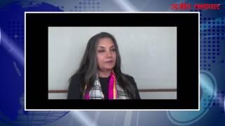 video : शबाना और सरताज अपनी फिल्म 'दी ब्लैक प्रिंस' के प्रचार के लिए लुधियाना पहुंचे