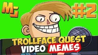 Троллфейс прохождение. Как пройти Troll face Quest Video Memes walkthrouth Часть 2