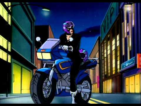 Spider-Man TAS - S4x03 - The Black Cat HD