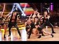 DWTS Season 18 Week 7 : Meryl Davis & Maksim Chmerkovskiy - Salsa - Episode 7 (April 28th)