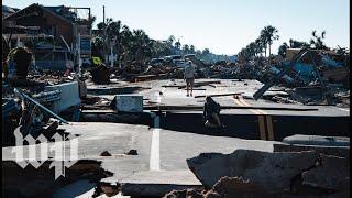 'Ground zero' of Michael's devastation, ride with rescue teams at Mexico Beach - WASHINGTONPOST
