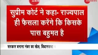 Karnataka verdict: Congress-JDS ready for floor test tomorrow but AG seeks more time - ZEENEWS