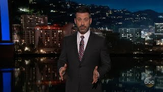 Jimmy Kimmel calls out lawmakers in emotional late-night monologue - ABCNEWS
