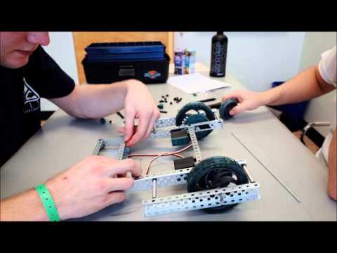 Time Lapse Robot Build