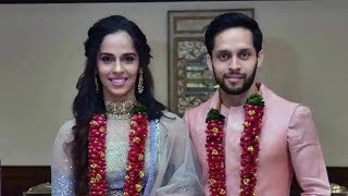 "Badminton player Saina Nehwal & Parupalli Kashyap get married, says ""Best match of my life"" - NEWSXLIVE"
