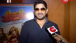 In conversation with Arshad Warsi on Bhaiaji Superhit - ZEENEWS