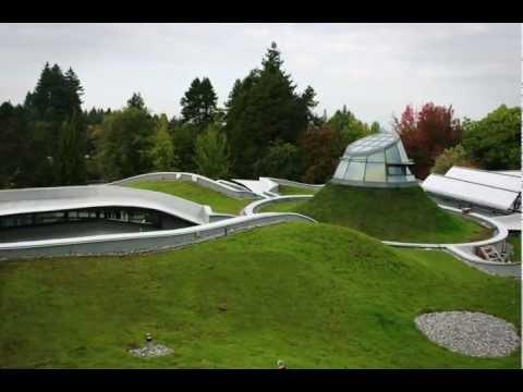 VanDusen Garden Green Roof Installation Time-lapse