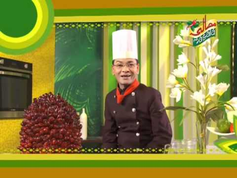 Pakistani Food Recipes - Cooking Show - Zakir e khas HD