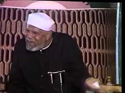 الشيخ الشعراوي- قدرة الله سبحانه وتعالى فى قضية الإنجاب