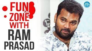 Fun Zone With Ram Prasad || Anchor Komali Tho Kaburlu - IDREAMMOVIES