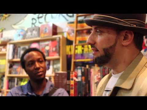 R.A. The Rugged Man - R.A. The Rugged Man Talks Rakim, Kanye, Kendrick, Jay Z & More