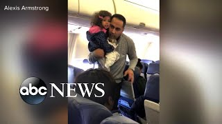 Unfriendly skies: Dad, toddler kicked off of flight, and other recent airline issues - ABCNEWS