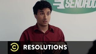 Finding a Job You Love - Resolutions - COMEDYCENTRAL