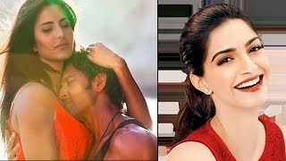 Hrithik Roshan impressed with Katrina Kaif, Sonam Kapoor's busy schedule