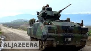 Turkish troops cross into Syria's Afrin enclave - ALJAZEERAENGLISH