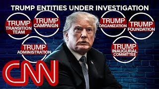Donald Trump the focus of at least 6 investigations - CNN