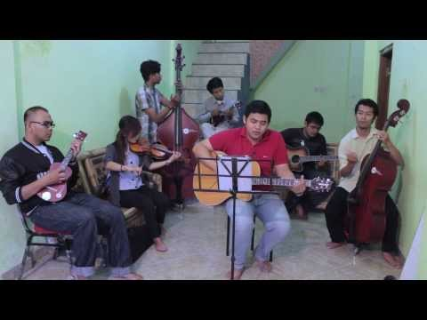 Stand By Me Medley Beautiful Girl (Kiai Kembul keroncong cover)