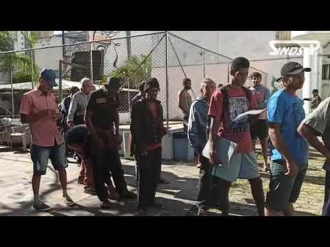 Acolhimento do Governo Covas | Faltam técnicos e EPI em serviço de atendimento a vulneráveis do centro