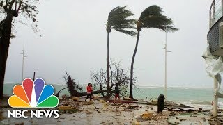 The Destruction Category 5 Hurricane Maria Left In Its Wake | NBC News - NBCNEWS