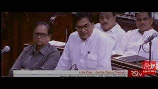 Ram Gopal Yadav Speech @Discussion on Farmers Distress || Parliament Monsoon Session || NTV - NTVTELUGUHD
