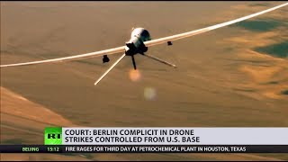 Solving German-US geopolitical ambiguity: Court rules government responsible for Yemen drone strikes - RUSSIATODAY