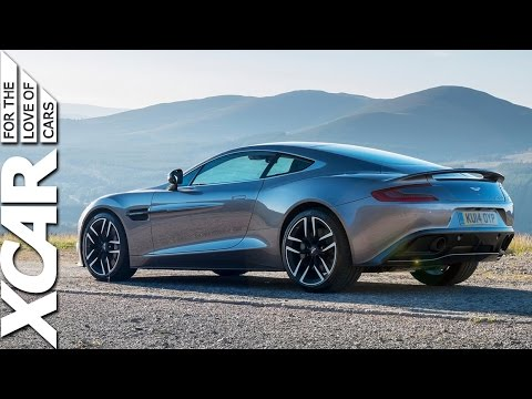 Aston Martin Vanquish: The Right Choice - XCAR