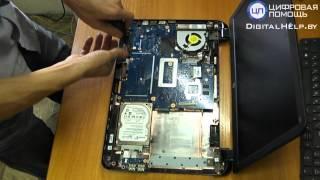 Разборка ноутбука HP 250 G3