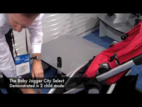 Baby Jogger City Select -Review of Baby Jogger City Select Stroller