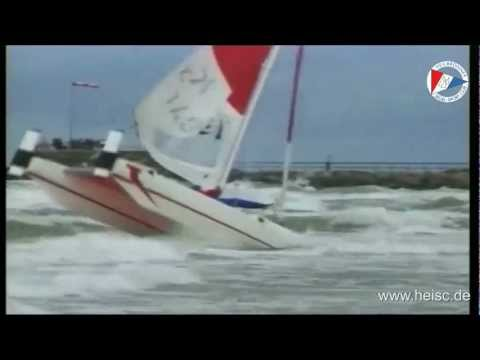 Segeln Fail - Capsize, Kenterungen, Crash HD.mp4