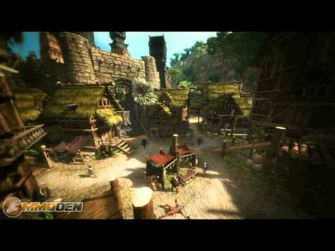 Top 10 Free MMORPG Fantasy Games 2011