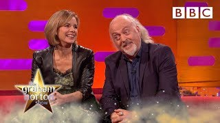 Bill Bailey read his own obituary!! 💀😱 - BBC - BBC