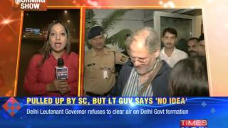 No idea when stalemate will end: LG - TIMESNOWONLINE