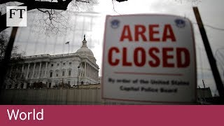 US lawmakers strike deal to reopen government - FINANCIALTIMESVIDEOS