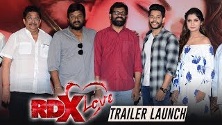RDX Love Trailer Launch | Payal Rajput, Tejus Kancherla, C Kalyan - TFPC