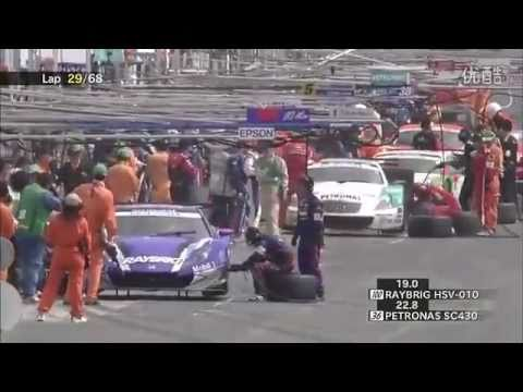 2011 Super GT Rd1 Okayama Race (1/2)