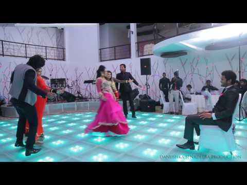 SURPRISE WEDDING DANCE ANURADHA and DIMUTH