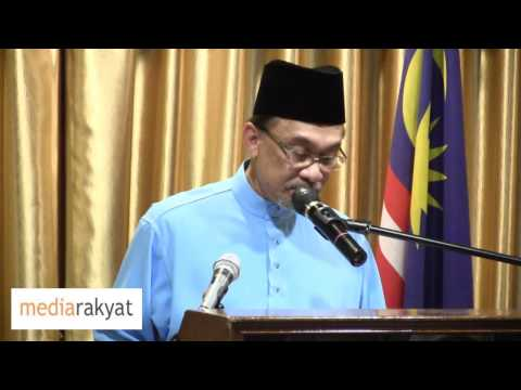 Anwar Ibrahim: Towards A Cohesive Nation