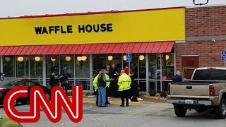 4 killed at Tennessee Waffle House as police search for seminude suspect - CNN