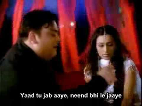 Adnan Sami- Tera Chehra - Lyrics